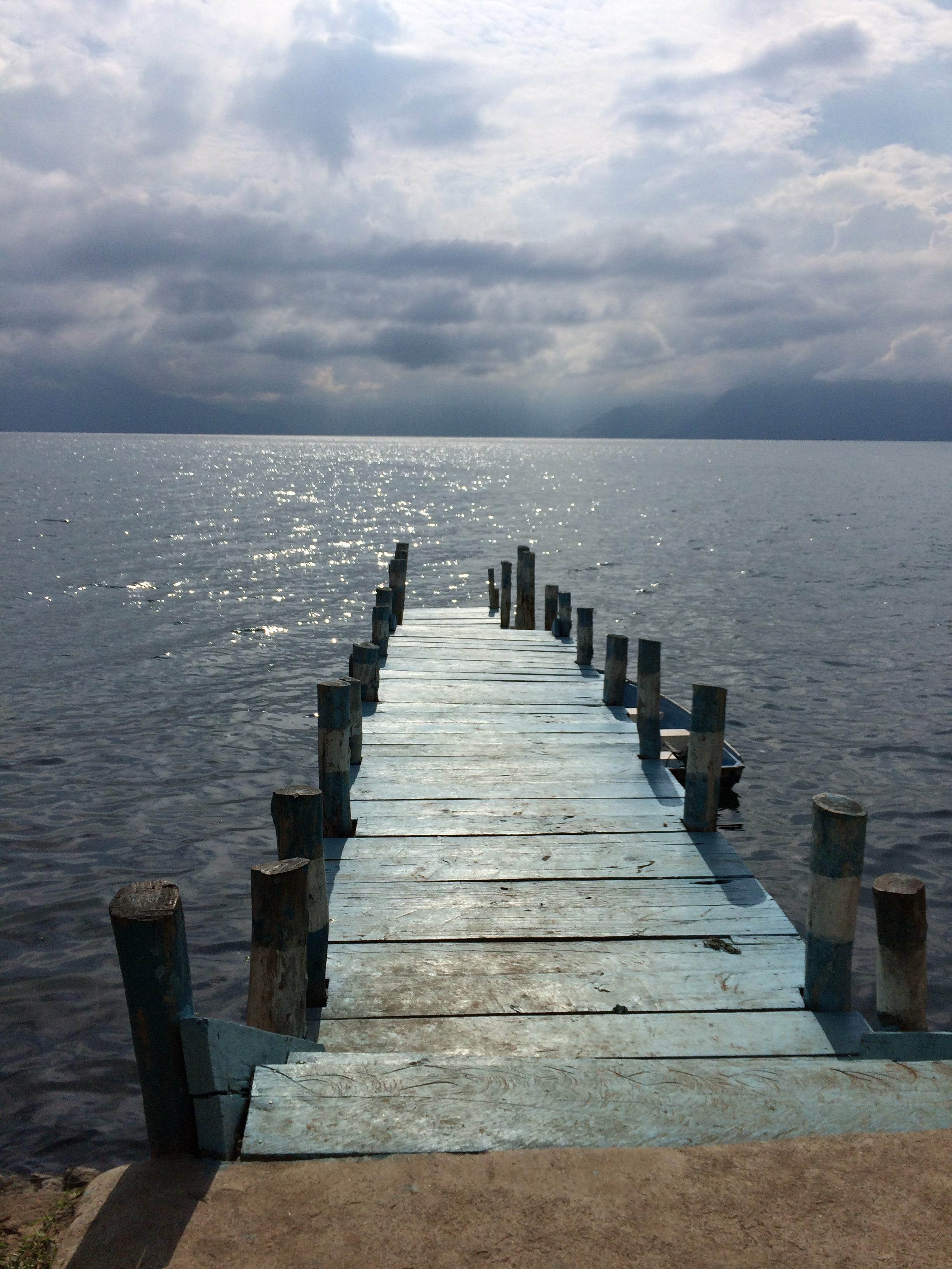 Atitlan lake-Guatemala